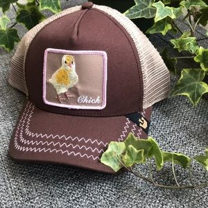 Goorin Bros Chick Trucker Hat SnapBack